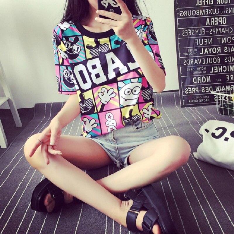 505 Personalisierter Druck Sommer Allgleiches weibliches - Damenbekleidung - Foto 2