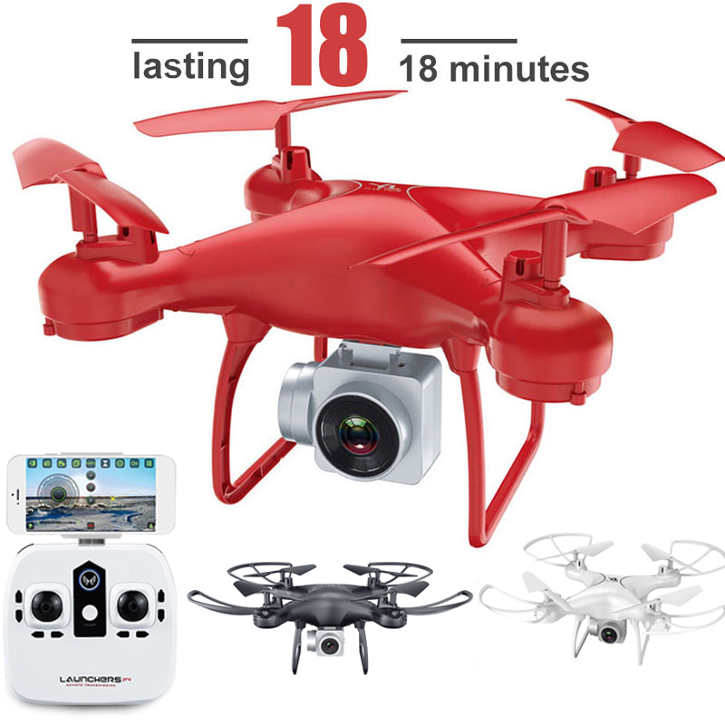 S28 Drone Long Flight time 18 minutes Drone with camera drone 30W 200W Wide Angle FPV Wifi UVA 4 Channel 6-Axis Height hold
