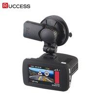 Ambarella A7LA50 Radar Car DVR GPS Car Camer Detector Dash Cam Video Recorder Camcorder 1296p Speedcam