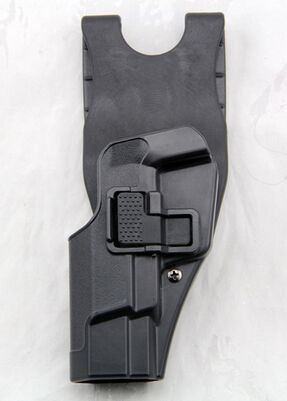 M92 gun holster left-handed version of the training with the sinking waist 1