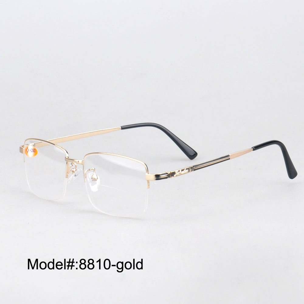 MY DOLI  Bifocal Reading Glasses +100~+400 For Singht Hyperopia  - Apparel Accessories - Photo 4