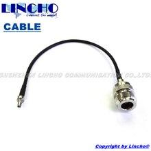 20 СМ RG174 соединительный кабель crc9 мужчин и N разъем
