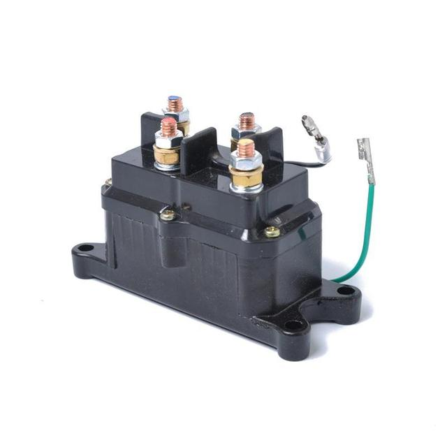 12v 250a contactor relay winch contactor electric winch solenoid