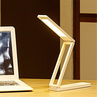 New Flexible Clip USB Rechargeable Reading Lamp Portable LED Reading Book Light With Detachable For Kindle eBook Readers