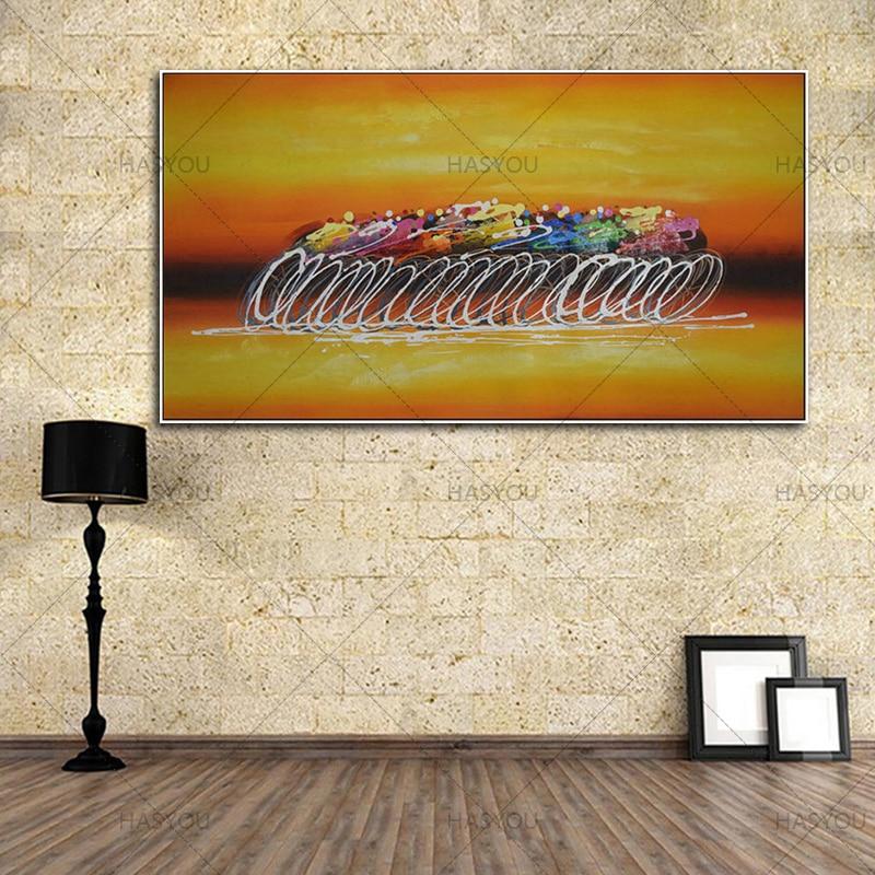 Beste Tour De France Handgemalte Öl Paintng Moderne Abstrakte Wandkunst  Bild Stillleben Für Wohnzimmer Dekoration Kunstwerk In Beste Tour De France  ...