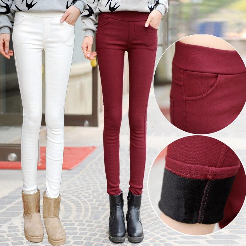 Pantalon velours pour femme