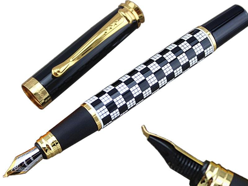 Гель Ручка-роллер оптовая продажа 24 шт./лот Jinhao 500 офиса и школы пишущих ручек или каллиграфии Curve перо бесплатная доставка