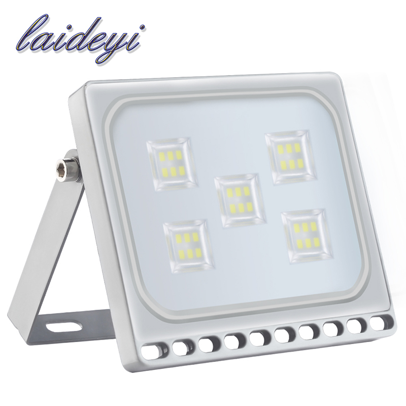 LAIDEYI 30W 220V Ultrathin LED Flood Light Outdoor Warm/Cold White Garden Wall Lamp Floodlight LED Spotlight IP67 waterproofLAIDEYI 30W 220V Ultrathin LED Flood Light Outdoor Warm/Cold White Garden Wall Lamp Floodlight LED Spotlight IP67 waterproof