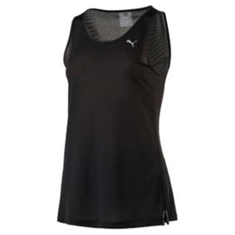 Female Shirt PUMA 51646501 sports and entertainment for women sport clothes цена 2017