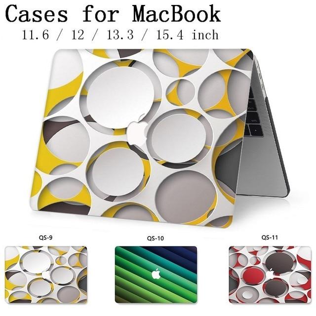 Moda dla Notebook laptopa MacBook nowe etui pokrowiec na laptopa dla MacBook Air Pro Retina 11 12 13 15 13.3 15.4 Cal tablet torby Torba