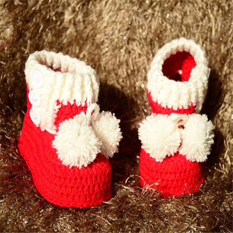 ᓂQyflyxue-ganchillo Malibu Flip bebé flopssummer botines del ...