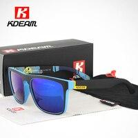 Durable Flat Top Sunglasses Square Unrivaled Quality Frame Sunglass Men Beach UV400 Goggles Lunettes De Soleil