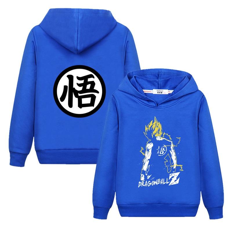 Super 3D Cartoon Hoodie Boy Girl Anime Pattern Sweatshirt New Casual Kid Tops 100% Cotton Autumn Clothes Boy Sweater 2
