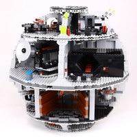New Lepin 05035 Star Wars Death Star 3804pcs Building Block Bricks Toys Kits Compatible Legoed With