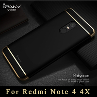 Xiaomi Redmi Note 4 Case Original IPaky Luxury Xiaomi Reddmi Note 4 Pro Case 3 IN