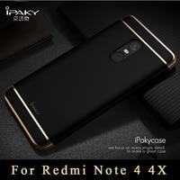 Xiaomi Redmi Note 4 Case Original IPaky Luxury Xiaomi Reddmi Note 4 Pro Case 3 IN