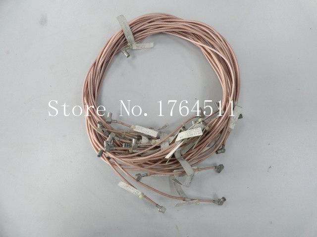[BELLA] SMB Square SMB Rectangular RF Cable Test Line 150cm  --3PCS/LOT