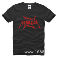 Metallica Hard Metal Rock Band Men S T Shirt T Shirt For Men 2015 New Short