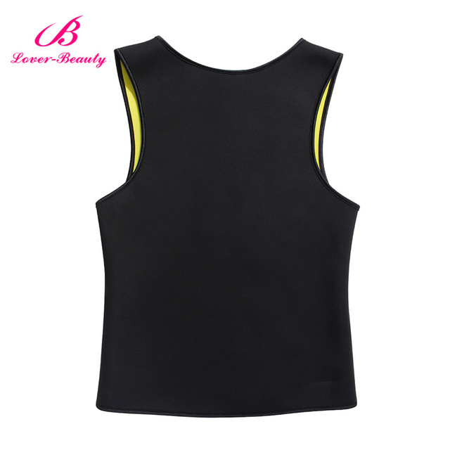 Lover Beauty Slimming Belt Belly Men Slimming Sweat Vest Body Shaper Neoprene Abdomen Fat Burning Shaperwear Waist Corset 4
