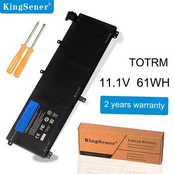 KingSener New T0TRM Laptop Battery for For Dell XPS 15 9530 Precision M3800 TOTRM H76MV 7D1WJ 61WH Free 2 Years Warranty 14 8v 58wh new original laptop battery for dell xps l511z l511x l412z 14z 15z series v79yo v79y0