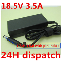A HSW 18.5 V 3.5A 65 W 7.4*5.0 Adaptador AC Carregador Para HP Compaq 6910 P 2230 s DV5 DV6 DV7 DV4 G50 G60 N193 CQ43 CQ32 CQ60 CQ61 CQ62|Adaptador para laptop| |  -