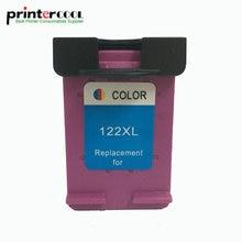 einkshop 122XL Refilled Ink Cartridge Replacement for HP 122 XL Deskjet 1000 1050 1050A 1510 2000 2050 2050A 3000 3050 printer цена в Москве и Питере