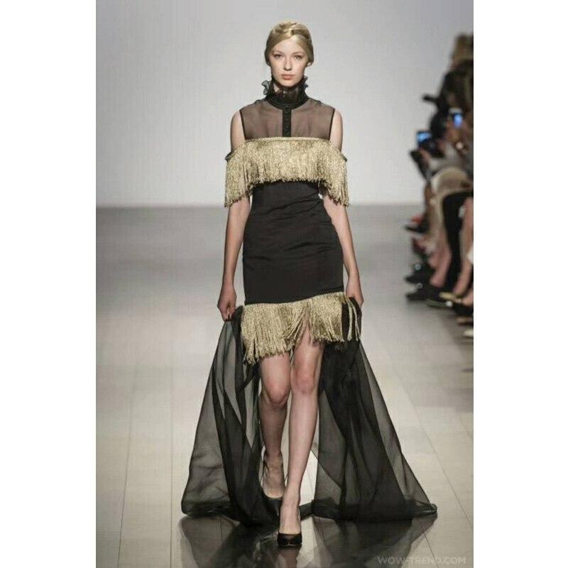 Gland Style Or Qualité 2018 Multi Nouveau Mode Robe Élégant Moulante À Robes Femmes Célébrité Soirée Courtes Manches Top De f5wXIXAxq