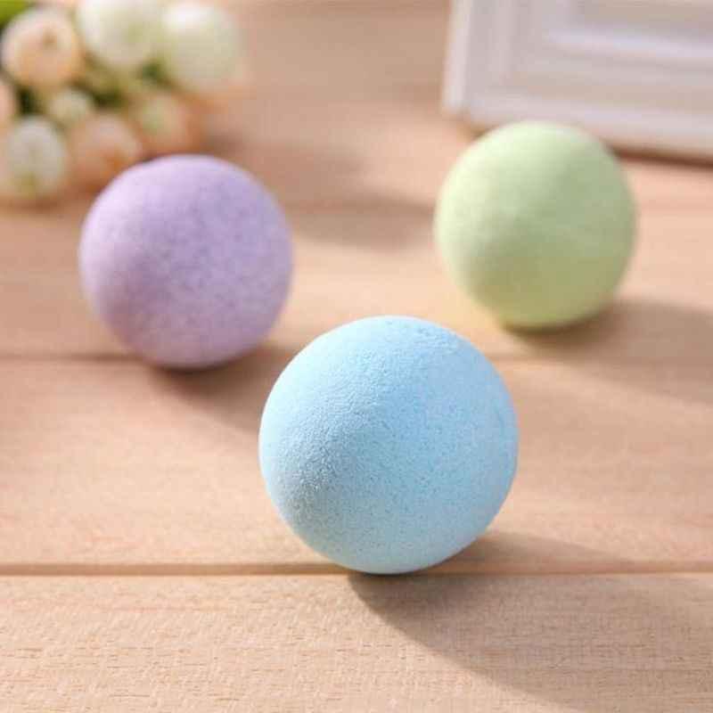 ... 1pc Deep Sea Bath Salt Body Essential Oil Bath Ball Natural Bubble Bath  Bombs Ball Rose ... bd0c848b7025