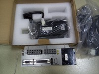 New Leadshine AC Servo Driver L5 750 and 750W servo motor ACM8008L2H 60 B 2500 line work at 220VAC Run 3000RPM out 2.39NM CNC