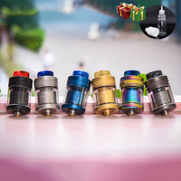New Original Wotofo Serpent Elevate RTA Atomizer Vape Tank electronics Vaporizer Rebuilding Dripping Top Filling Tank 510 Thread