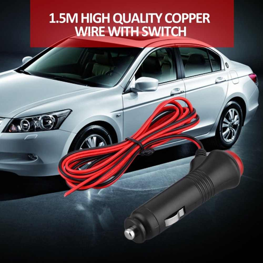 for audew 2018 new promotion 3 meters 12 v 24 v male from chain to car  [ 1000 x 1000 Pixel ]