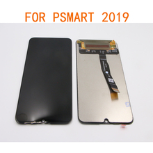 "Electermi 10pcs P Smart 2019 LCD For Original For 6.21"" Huawei P Smart 2019 LCD Display Screen Touch Panel Screen Digitizer"