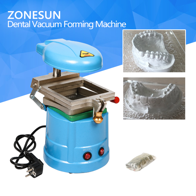 ZONESUN Good Quality teeth Making Forming Molding Machine