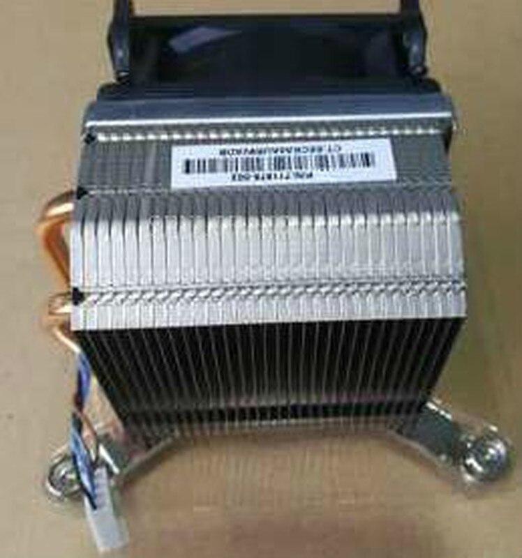 711578-002 711578-001 SFF 400 600 800 G1 G2 G3 For LGA1150 H3 CPU Processor Heatsink Cooling Fan 711578-002 Server Heat Sink