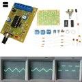 Nova Função ICL8038 Gerador de Sinal Módulo Sine Saída de Onda Triângulo Quadrado DIY KITS Módulo Board