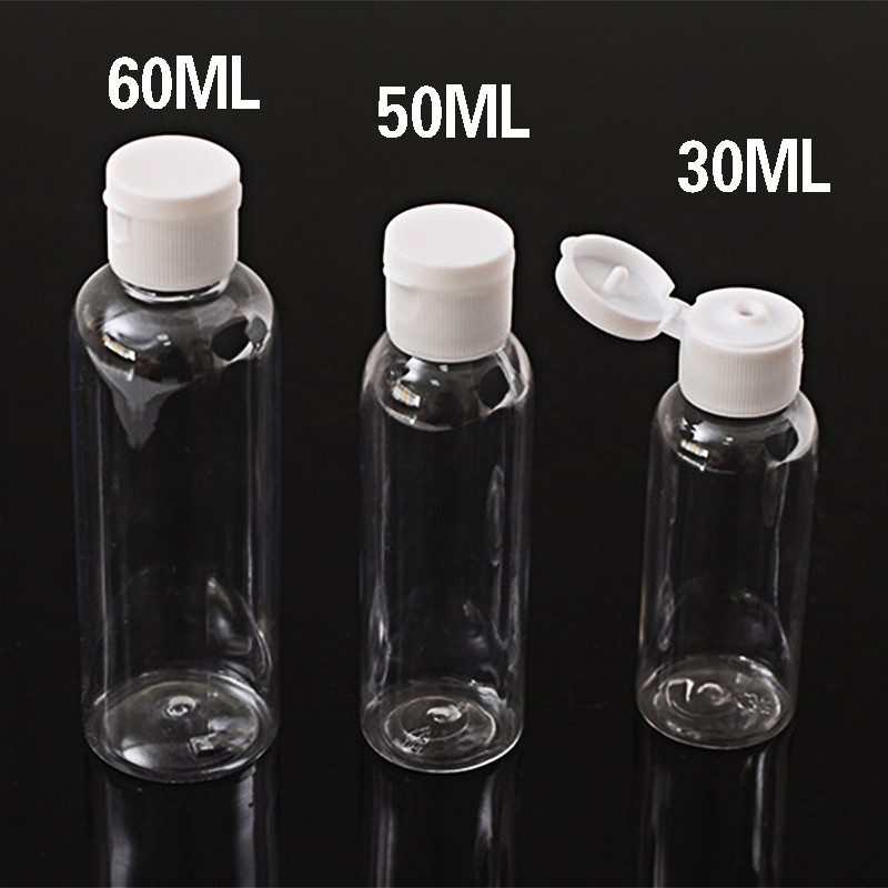 Dispensers Portable Travel Cosmetic Lotion Bottle Hand Soap Shampoo Water Bottle Shower Gel Bottle Sample Bottle