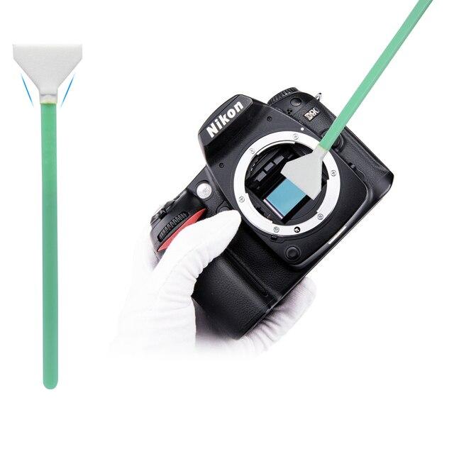 Mcoplus 24mm 1set=6pcs WET Cleaner Cleaning Kit Full Frame Big CMOS ...