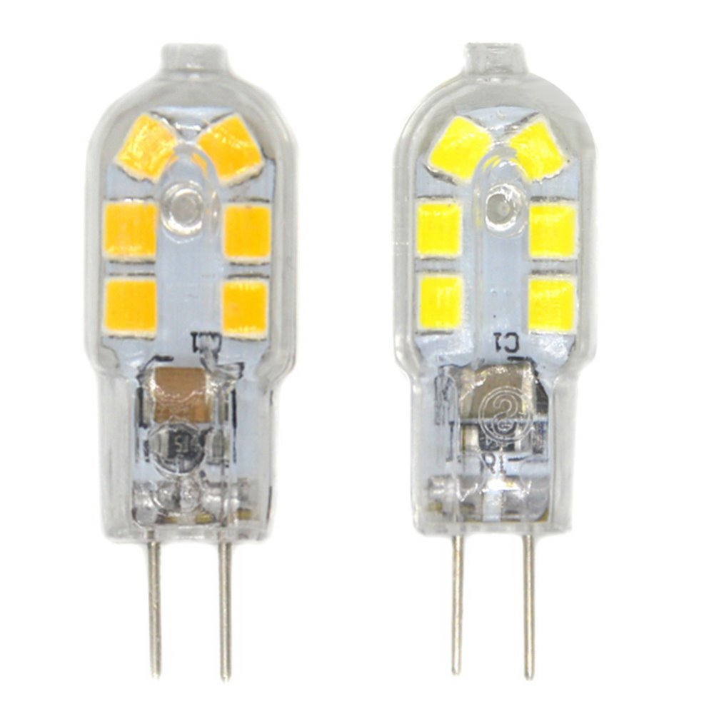 24 VOLT G4 21 LED/'s REPLACE 20 WATT WARM WHITE MARINE MOTORHOME SIDE PIN 2x 12