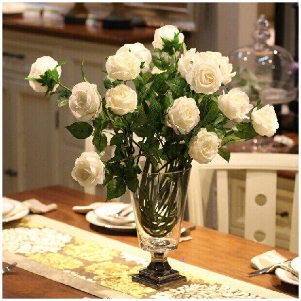 Wholesale Flowers For Weddings Events: Aliexpress.com : Buy Wholesale 100pcs New Arrival Rose
