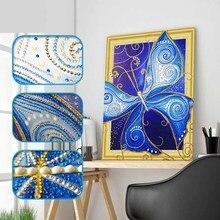 DIY lion diamond painting head animals dimaond embroidery full drill 5D mosaic round