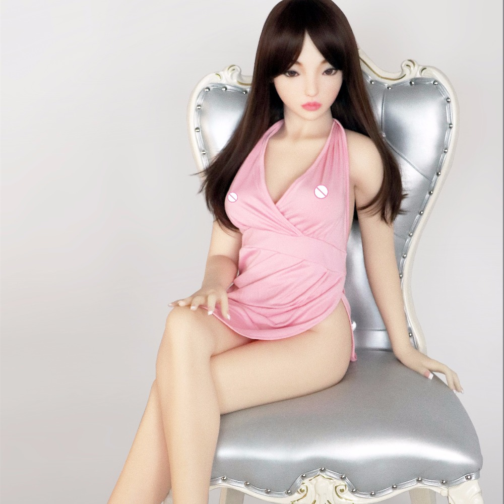 <font><b>Doll</b></font> 4ever <font><b>146cm</b></font> Mulan Chinese Women H <font><b>Sex</b></font> <font><b>Doll</b></font> Reallife Size Realistic Skin With Skeleton anal/oral/vagina Silicone <font><b>Doll</b></font> image