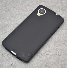 جديد تي بي يو ماتي جل جراب هاتف جلد ناعم ل LG Google Nexus 5 E980 عودة الهاتف حقيبة سيليكون حالات
