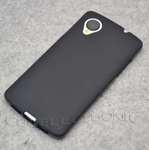 Image 1 - New TPU Matte Gel Skin Case Cover Soft For LG Google Nexus 5 E980 Back Phone Silicone Bag Cases