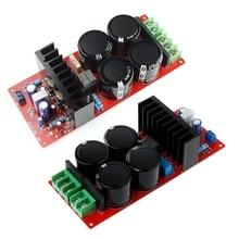2019 Hot Sale 350W 8ohm, 700W 4ohm IRS2092 IRFB23N20D Class D MONO Amplifier Assembled Board assembled amplifier board 700w power amplifier board without radiators diy amp board
