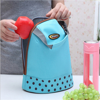 Baby Milk Bottle Insulation Bags Outdoor Lunch Bag Thermal Bag Small Portable Insulated Cooler Picnic Thermal