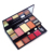 Belleza Maquillaje de Sombra de Ojos Paleta de brillo de Labios Natural Cosmética Glitter Shimmer Eyeshadow Brush Mascara Set de maquillaje Kit
