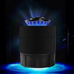 Sterownik światła LED tylko typ ssania lampa przeciw komarom USB środek odstraszający komary maszyna domowa lampa przeciw komarom
