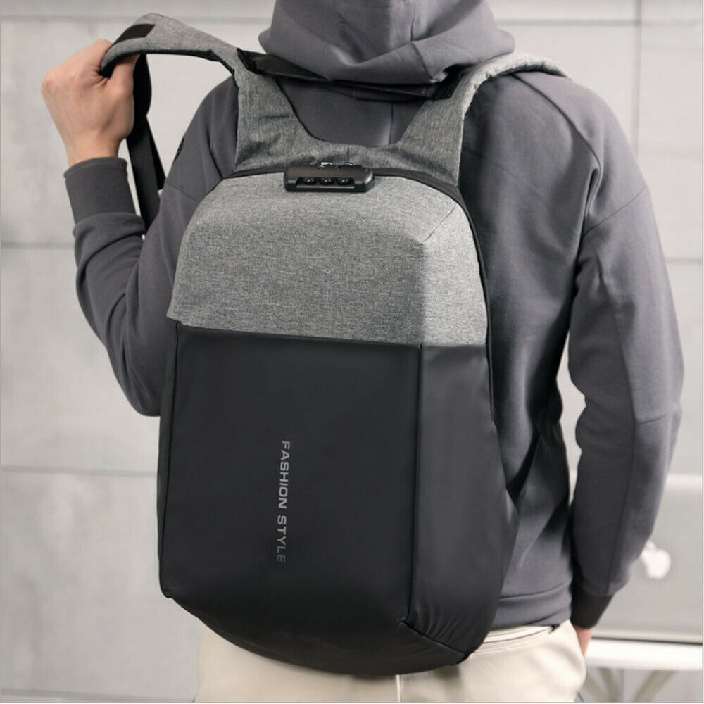 Rucksack Notebook Laptop Travel-Bag Usb-Charging-Backpack Hot-Anti-Theft Women Business