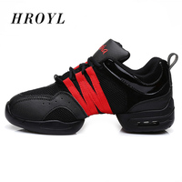High Quality Dance Shoes Leather Comfort Sneaker For Women Ballroom Women Sneakers Jazz Dance Shoes