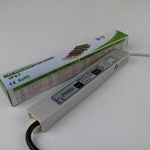 12 V-20 Вт водонепроницаемый блок питания для светодиодной ленты led лампы Открытый водонепроницаемый светодиодный индикатор питания